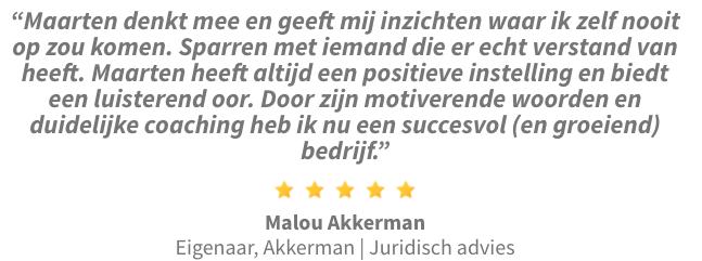 Review Malou