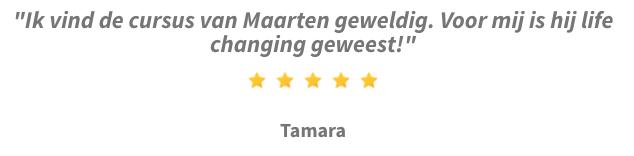 Review van Tamara
